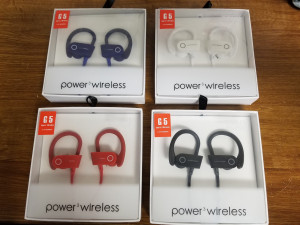 Power Wireless Bluetooth