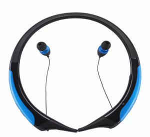 HX 850S Wireless Headphone Sport Adjustable Neckband Headset Bluetooth 4.1 Stereo Earphone For iPhone Android Cellphone with Retail box