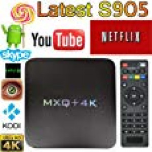 Android 6.0 OS TV Box MXQ PRO Amlogic S905X [1G/8G] Quad Core 4K Support WiFi HDMI DLNA