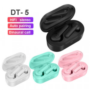 DT-5 Bluetooth and Powerbank 2 in 1