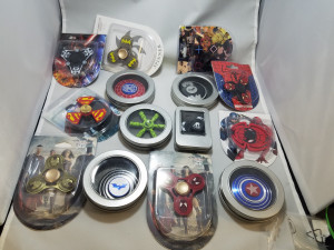 Superhero Spinners