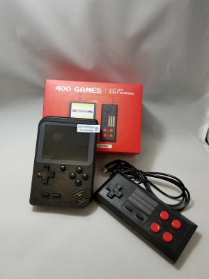 400 in 1 Retro Handheld Games with 2 player option