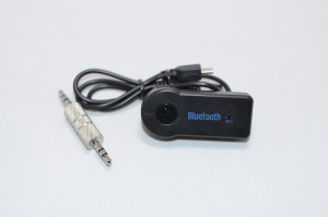 Aux Bluetooth Adapter Smart Car/Home