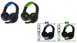 Sentry GX100 Gaming Headset