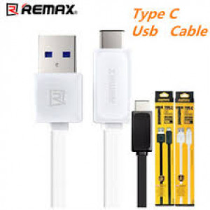 Remax - Laser Series - Type C USB Stylish, Fast & Durable Charging Cable / Data Sync - 3.3 Feet (1 Meter)